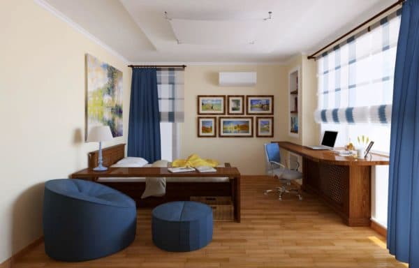 дизайн комнаты ребенка по его увлечениям
