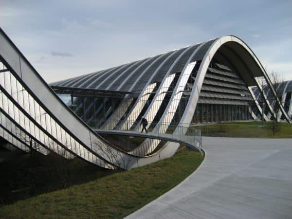 стиль контемпорари в архитектуре