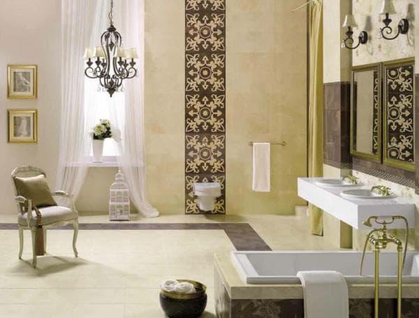 мозаичная плитка для ванны