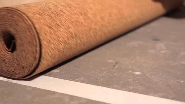 виды подложки под ламинат