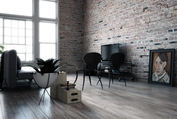 простота форм и природность материалов в стиле техно