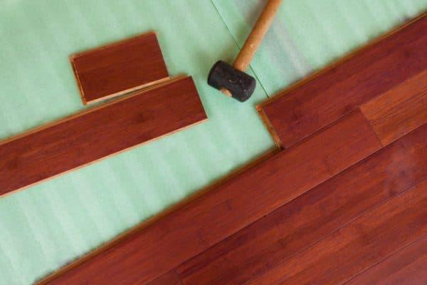 толщина подложки под ламинат