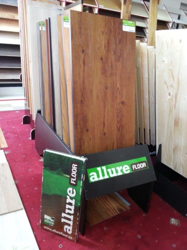 виниловый ламинат allure floor
