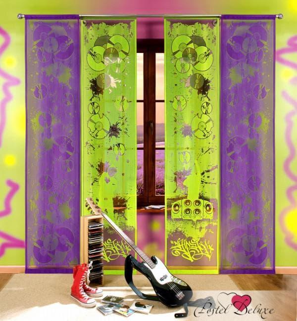 оформление штор в гостиной фото
