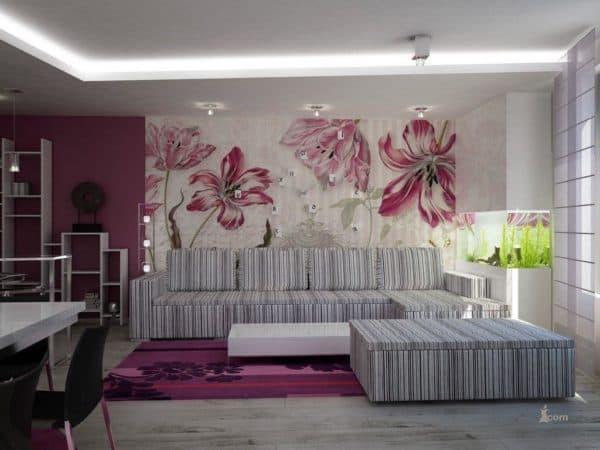 покрасить стены водоэмульсионной краской фото