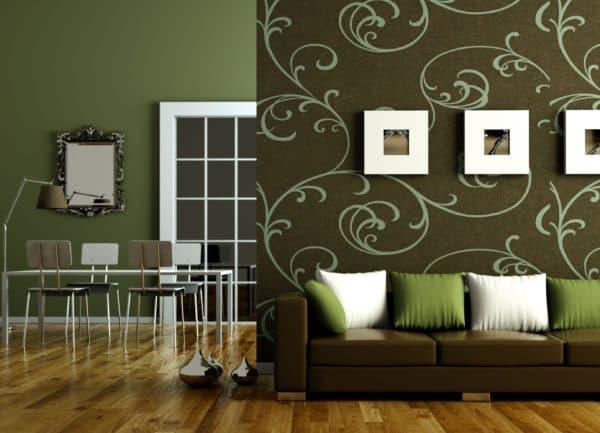 чем покрасить стены в квартире