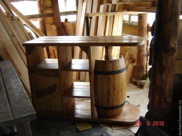 кухня в деревенском стиле