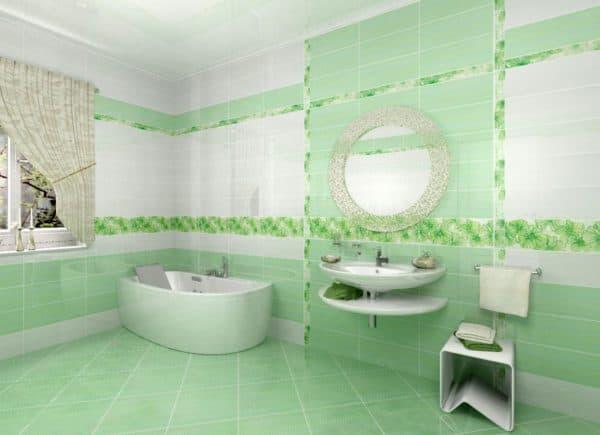 плитка для ванной комнаты российского производства