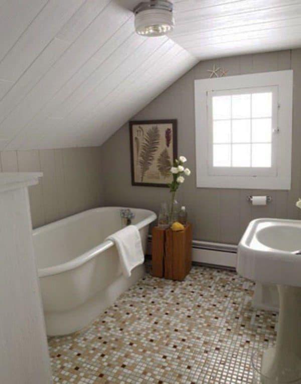 Стандартный размер плитки для ванной