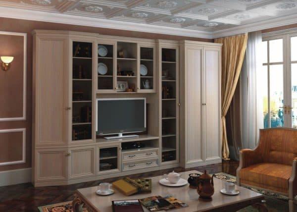 мебельные стенки для гостиной новинки фото