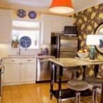 Какие обои для кухни лучше: практичность и эстетика
