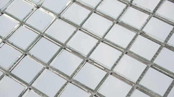 Зеркальная мозаика в интерьере, плитка, мозаика для зеркала, зеркало с мозаикой