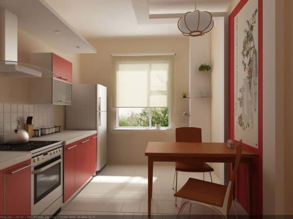 Дизайн прямоугольной кухни: 18 кв м фото, 17 кв м, 12 кв м, маленькая прямоугольная комнаты, интерьер однушки