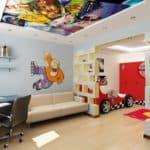 Гостиная и детская в одной комнате: особенности планировки