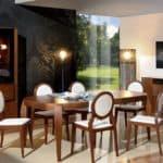 Мебель для столовой и гостиной.
